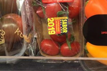 #Tomato #Lobello F1 at the supermarket of El Corte Inglés (Spain)  Qui la scheda...