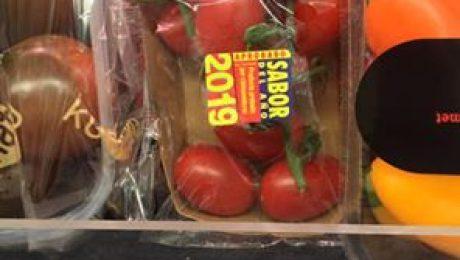 #Tomato #Lobello F1 at the supermarket of El Corte Inglés (Spain)  Qui la scheda...