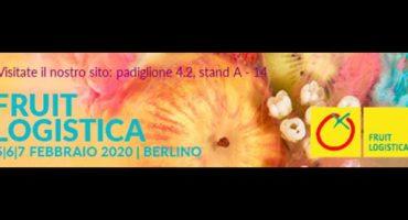 Fruit Logistica 2020 - 5/6/7 Febbraio - Berlino