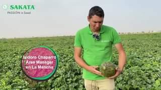 ¿Tú como abres el melón ? Nuestro compañero Isidoro Chaparro, Área Manager de ...